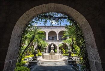 Fotografia do Hotel de la Soledad em Morelia