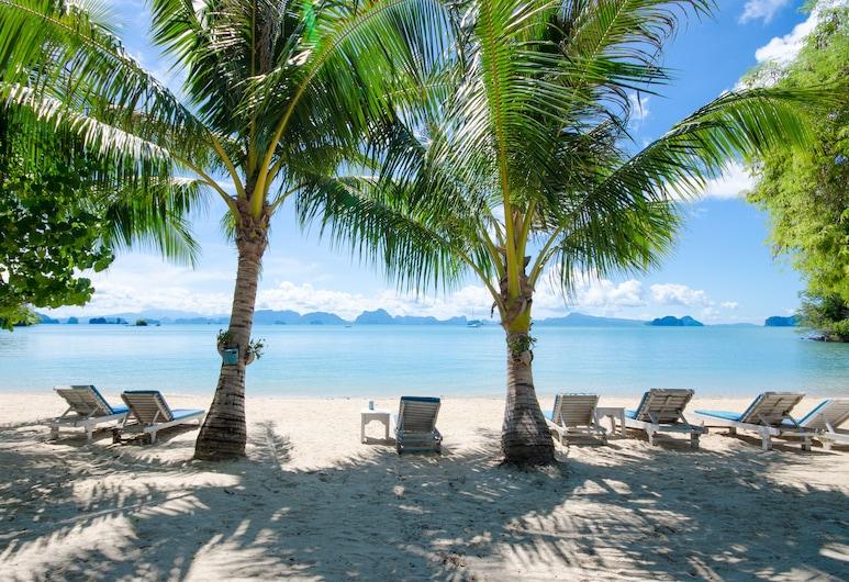 Paradise KohYao, Ko Yao, Plaj