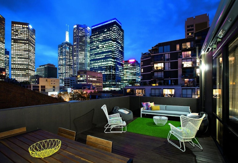 Ovolo Laneways, Melbourne, Terraço/pátio