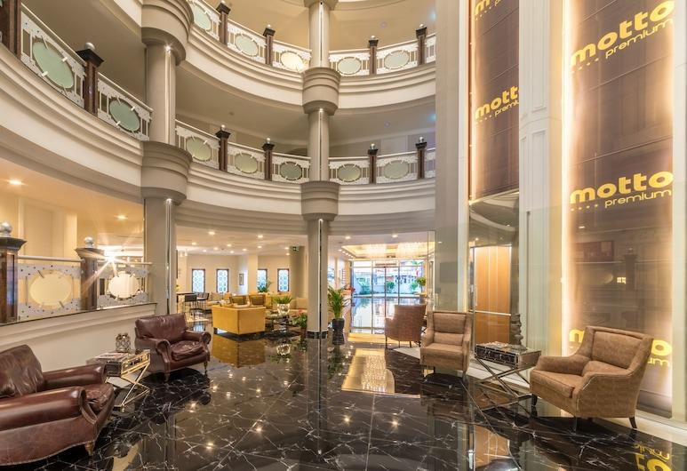 Motto Premium Hotel&Spa, Мармарис, Фойє