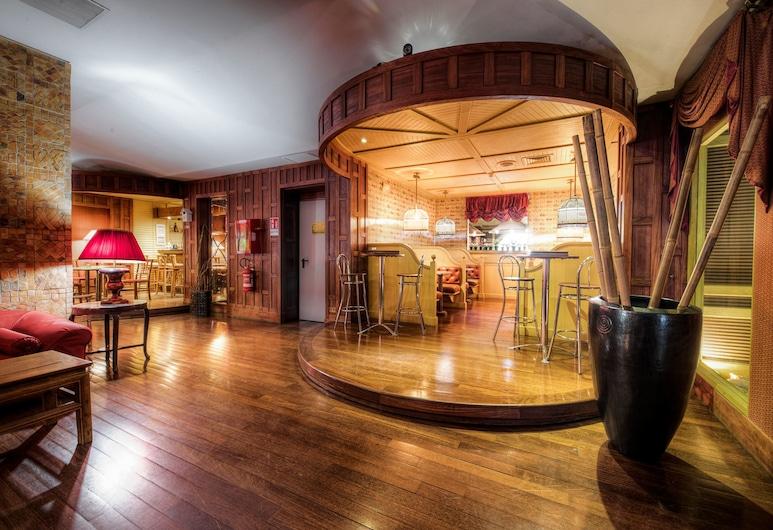 殖民地飯店, 羅馬, 飯店內酒吧