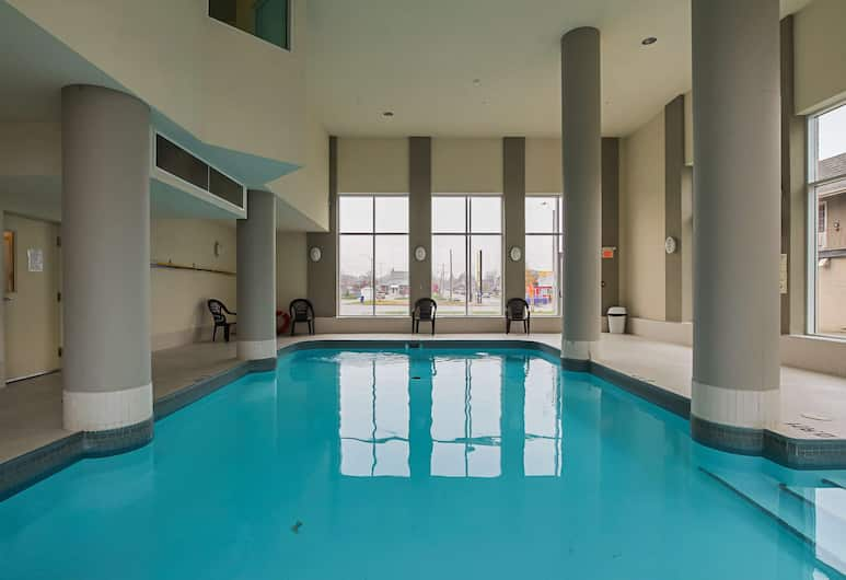 Motel 6 Niagara Falls, Niagara Falls, Indoor Pool