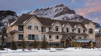 Irwin S Mountain Inn Banff Alberta Canada
