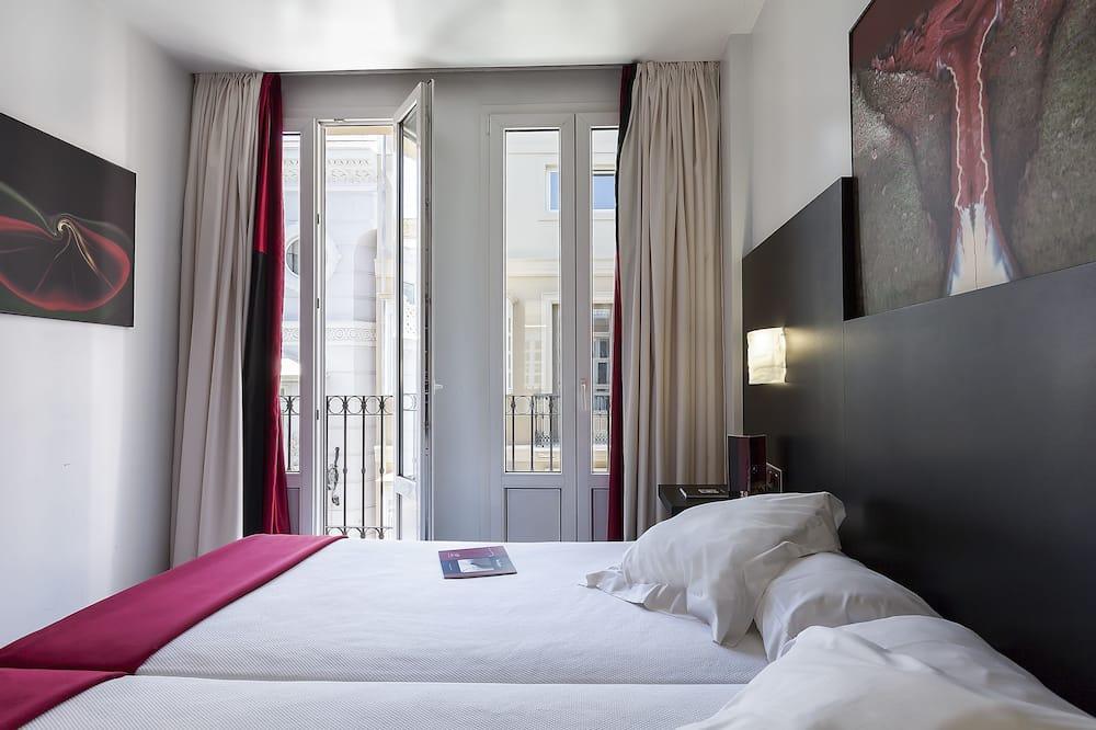Dobbeltrom (with extra bed) - Gjesterom