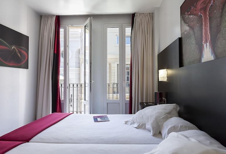 Hotel del Pintor, Málaga, Dvivietis kambarys (with extra bed), Svečių kambarys