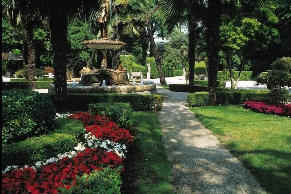 Habitación familiar - Vista al parque