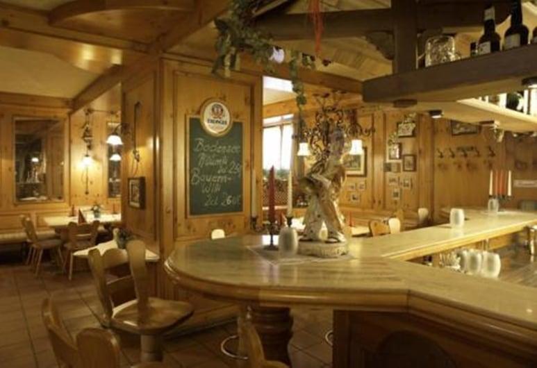 Hotel Daucher, Núremberg, Bar del hotel