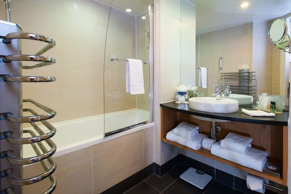 Habitación ejecutiva, 1 cama King size, para no fumadores - Baño