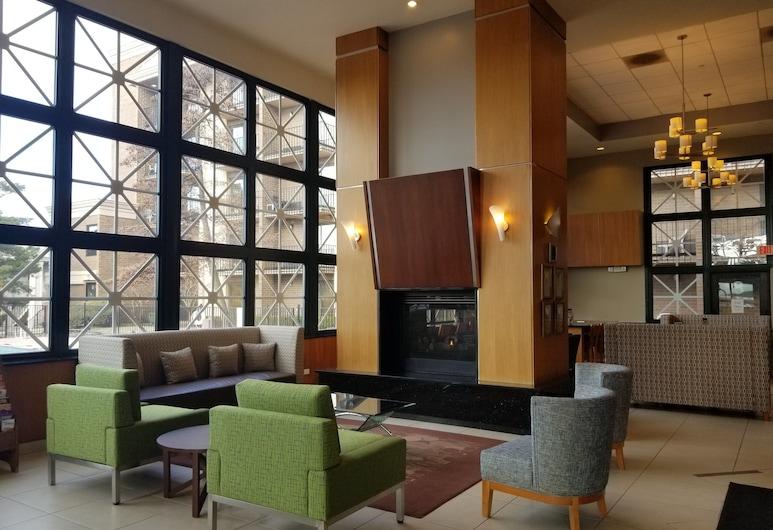 Holiday Inn Express Rolling Meadows - Schaumburg Area, Rolling Meadows, Vstupní hala