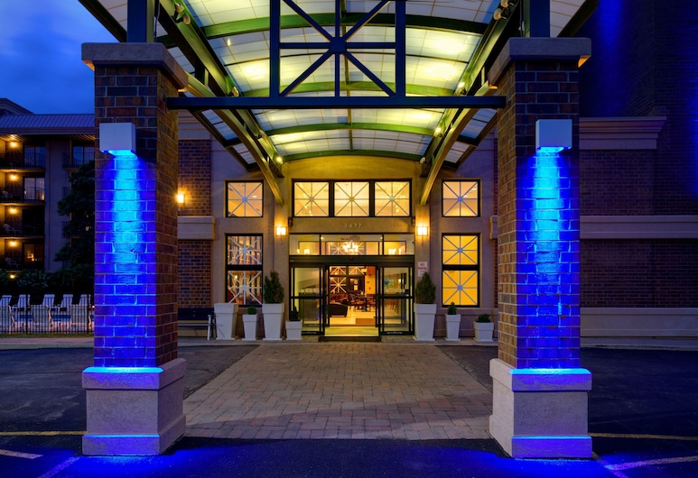 Holiday Inn Express Rolling Meadows - Schaumburg Area, Rolling Meadows, Exterior