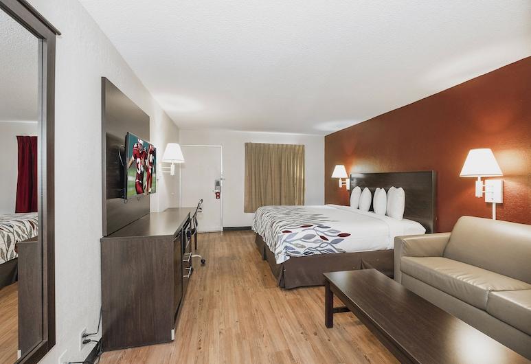 Red Roof Inn Walterboro, Walterboro, Standardna soba, 1 king size krevet, za pušače, Soba za goste