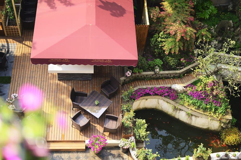 Superior Room, Balcony - Garden View
