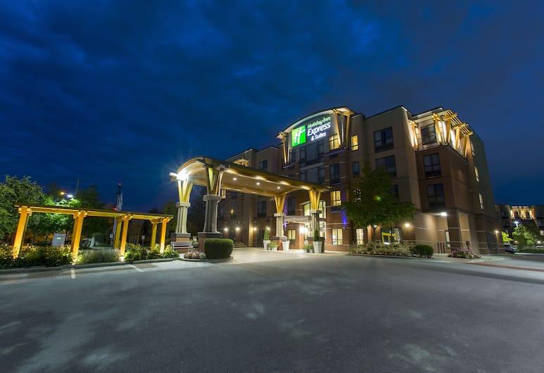 Holiday Inn Express Hotel & Suites Riverport Richmond, Richmond, Ulkopuoli