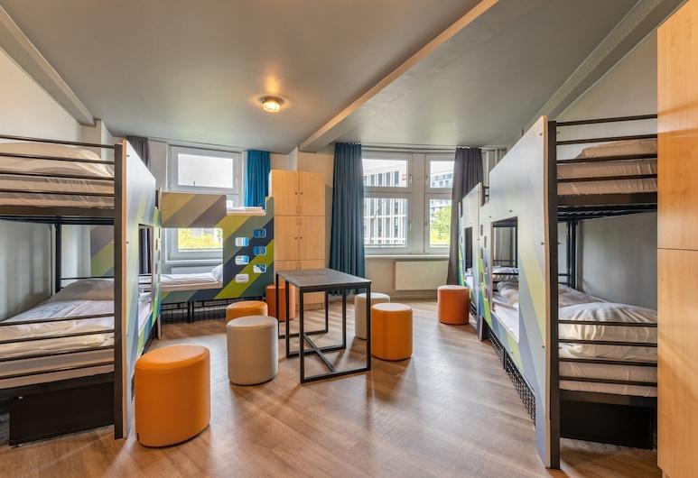 a&o Hamburg Hauptbahnhof, Hamburgo, Dormitorio compartido estándar, 1 habitación, Habitación