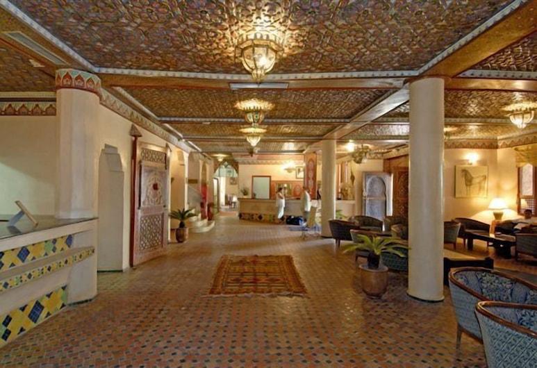 La Perle du Sud, Ouarzazate, Lobby