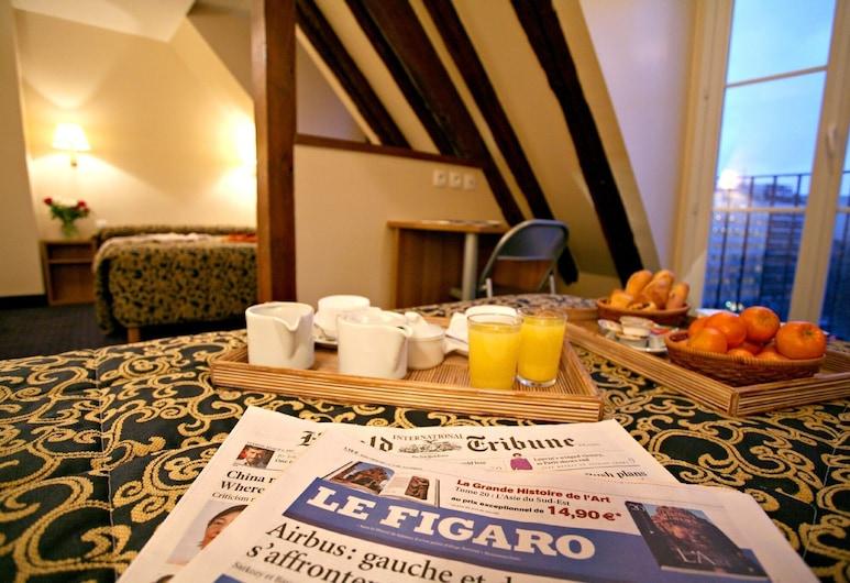오텔 보부아흐, 파리, 객실