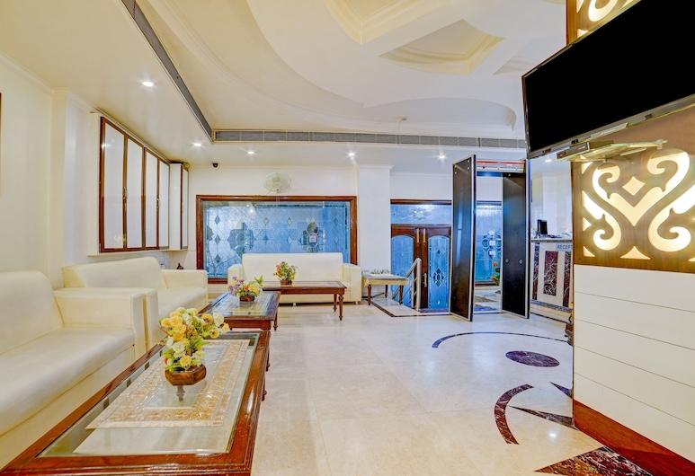 帕拉斯國際酒店, 新德里, 大堂