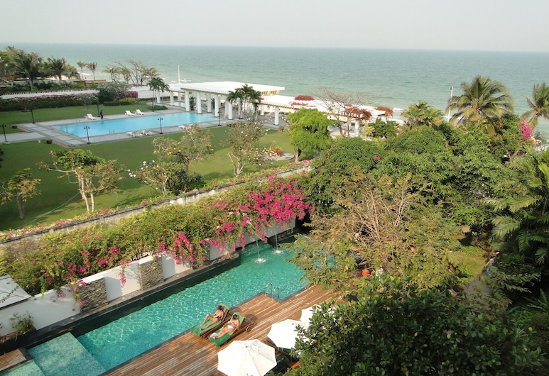 華欣賽龍酒店, Hua Hin, 室外泳池