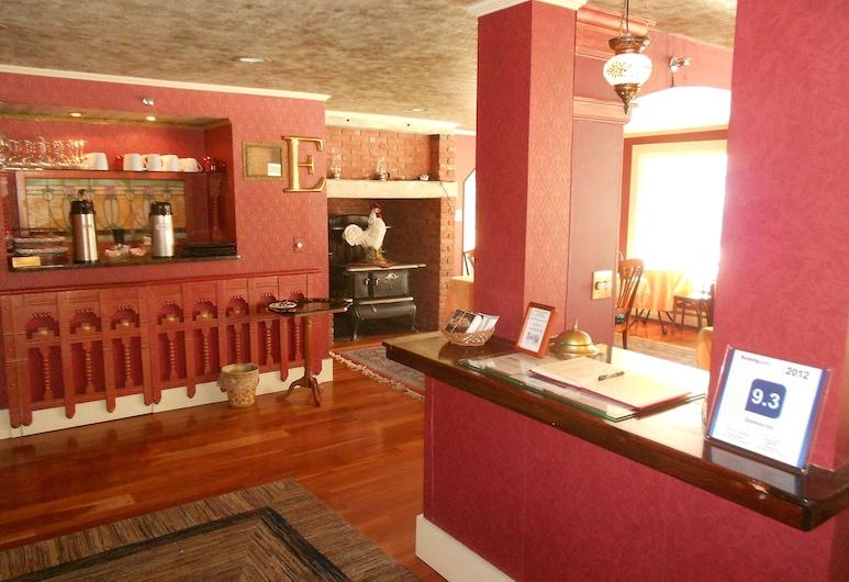 Eastman Inn, North Conway, Reception
