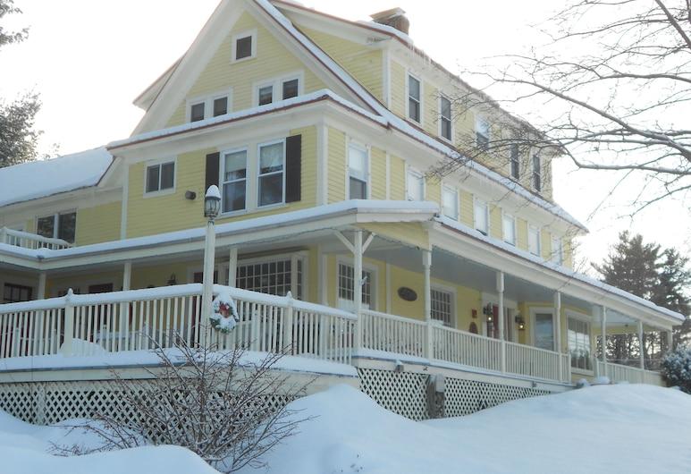 Eastman Inn, North Conway, Teras/Veranda