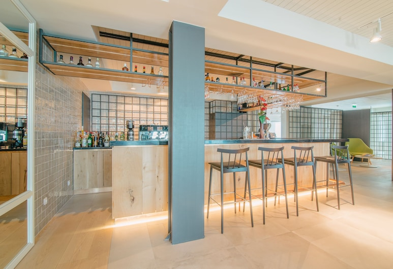 Aqualuz Lagos Hotel & Apartments – S.Hotels Collection, Λάγκος, Μπαρ