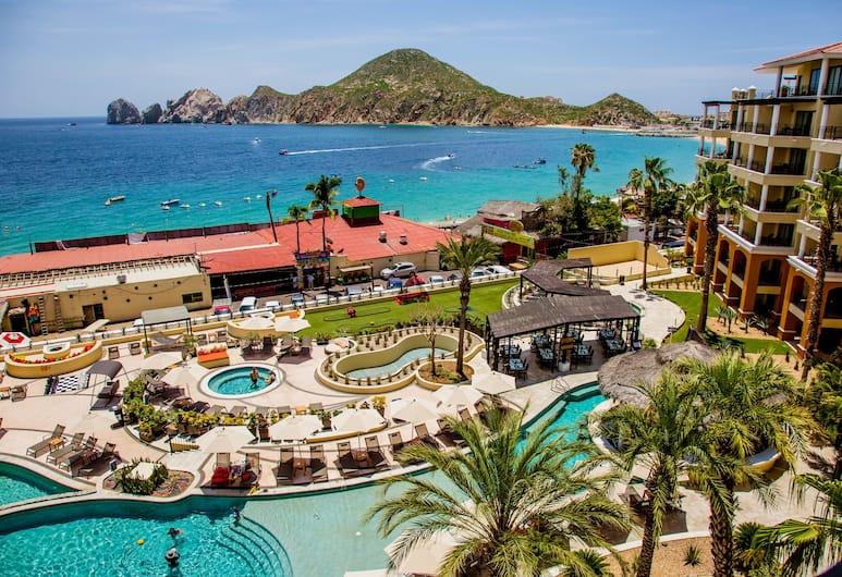 Casa Dorada Los Cabos Resort & Spa, Cabo San Lucas, Aerial View