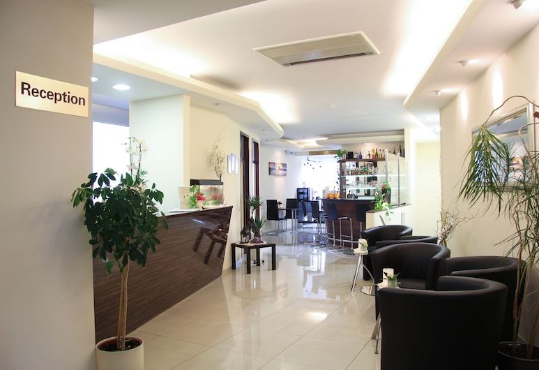 Hotel JFM, Loerrach, Reception