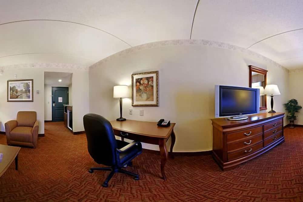Habitación, 1 cama Queen size, para no fumadores - Sala de estar