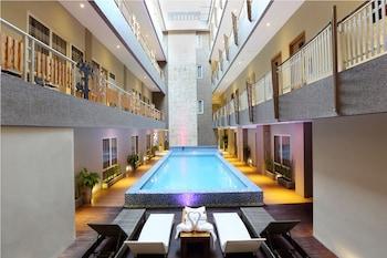 Bild vom Rivavi Fashion Hotel in Legian