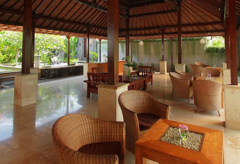 Bali Nyuh Gading Villa, Kerobokan, Terrasse/Patio