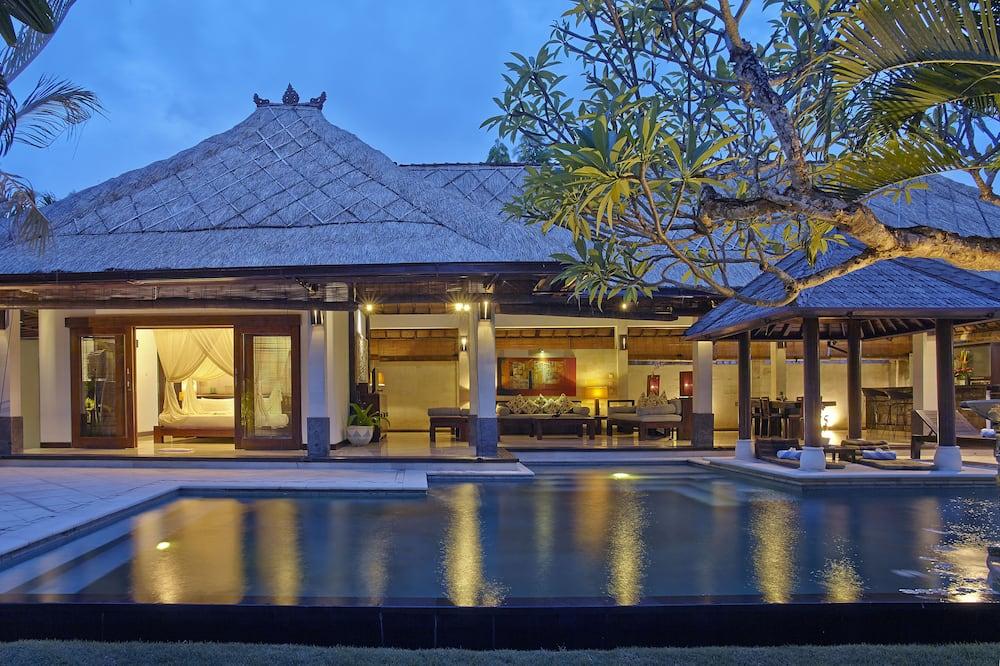 Villa, 2 habitaciones, piscina privada - Terraza o patio