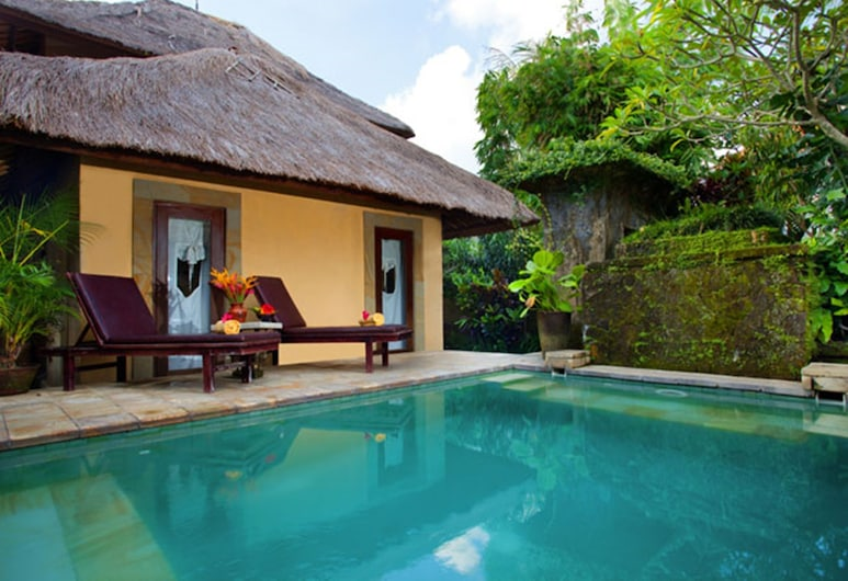Barong Resort and Spa, Ubud, Deluxe Villa, 1 Bedroom, Private Pool, Guest Room View