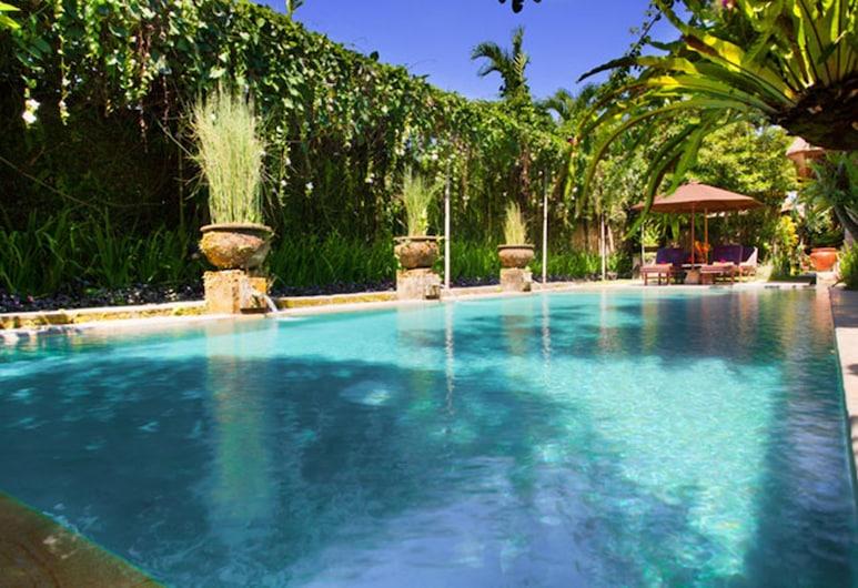 Barong Resort and Spa, Ubud, Venkovní bazén
