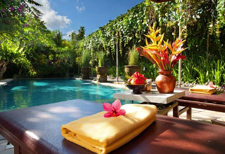 Barong Resort and Spa, Ubud, Basen odkryty