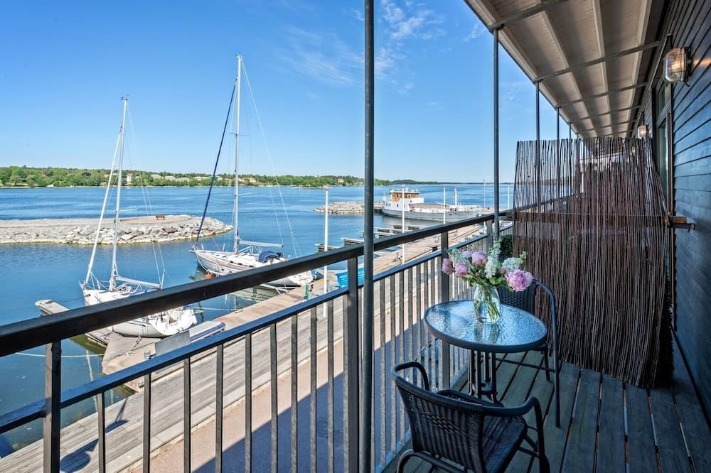 Suite, balcón, vista al mar - Balcón