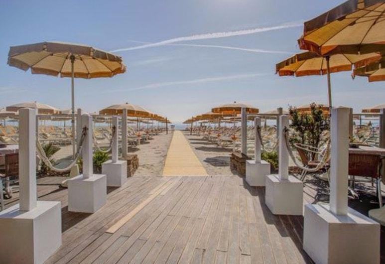 Hotel Le Palme - Premier Resort, Червия, Пляж