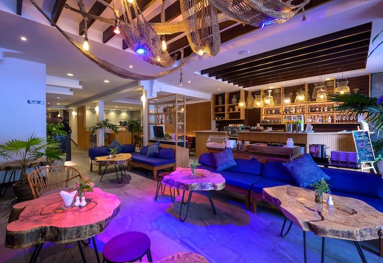 Quarter 09 Beach, Pattaya, Lobby Lounge