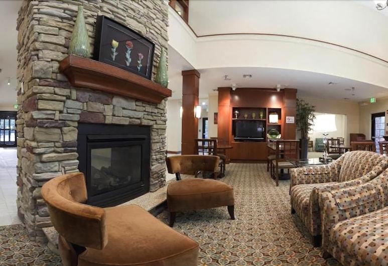 Staybridge Suites Durham/Chapel Hill, Durham, Lobby lounge