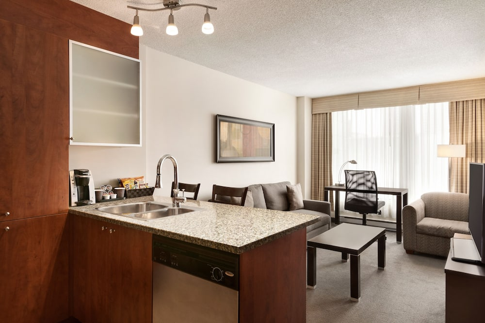 Suite Premium, 1 cama Queen size, para no fumadores - Sala de estar