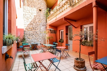 Foto di Hotel Au Patio Morand a Lione