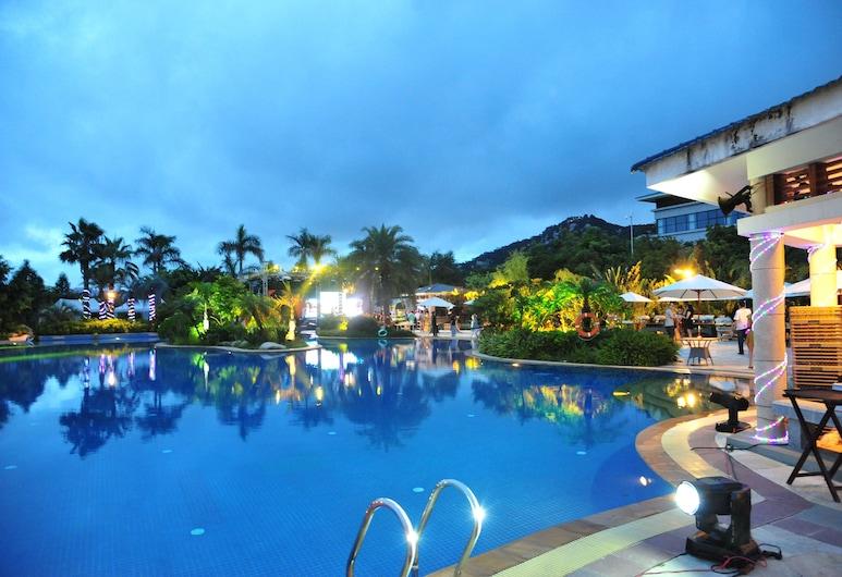 Seaview Resort Xiamen, Xiamen, Outdoor Pool