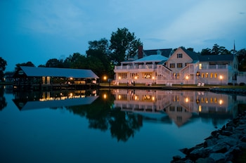 Foto di The Oaks Waterfront Inn a Easton