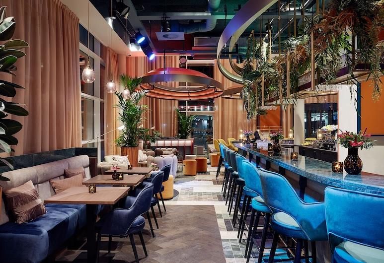 林內 WTC 城市酒廊飯店, 安特衛普, 飯店內酒吧