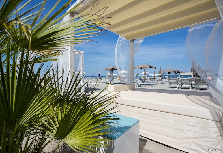 Hotel Solemare, Cervia, Playa