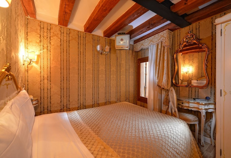 Hotel San Maurizio, Venice, Double Room, Guest Room