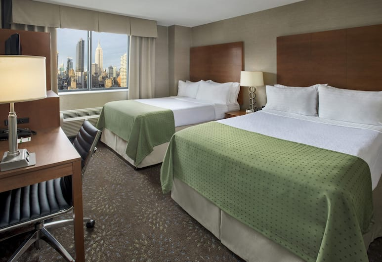 Holiday Inn Manhattan 6th Ave - Chelsea, New York, Chambre, 2 lits doubles, vue ville, Chambre