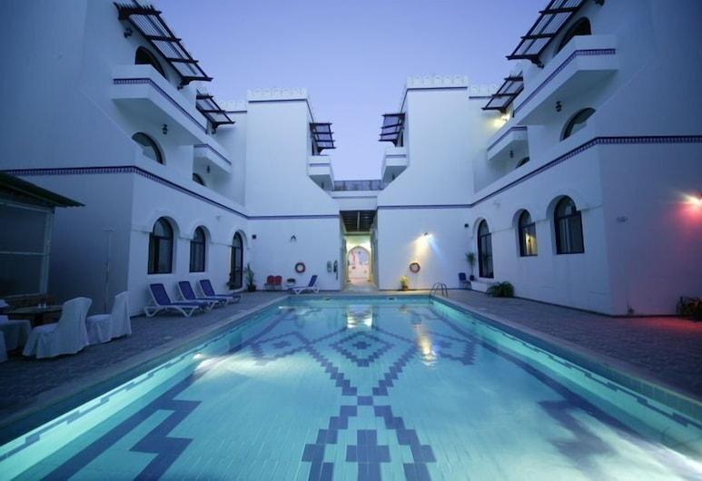 Beach Hotel, Μασκάτ, Εξωτερική πισίνα