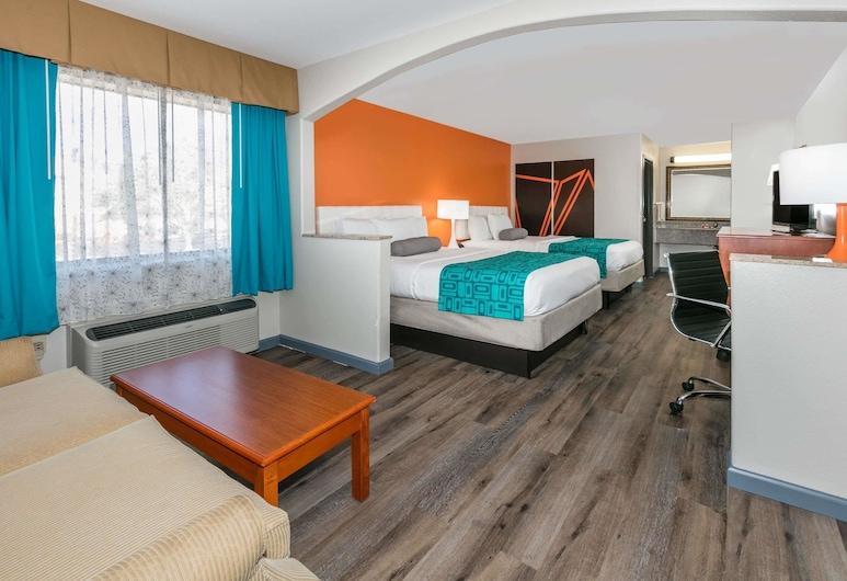 Howard Johnson by Wyndham Lafayette, LaFayette, Studio suite, 1 king size krevet, za nepušače, Soba za goste