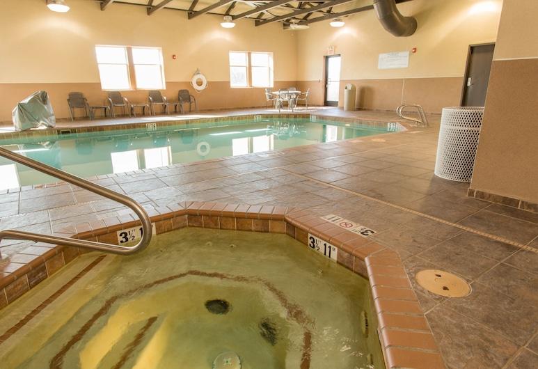 Drury Inn & Suites Las Cruces, Las Cruces, Tina de hidromasaje cubierta