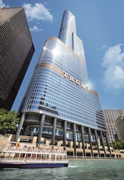 Fotografia hotela (Trump International Hotel & Tower Chicago) v meste Chicago
